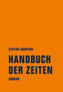 Handbuch der Zeiten von Agopian,  Ștefan, Wemme,  Eva Ruth