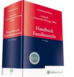 Handbuch des Fachanwalts Familienrecht von Gerhardt,  Peter, Heintschel-Heinegg,  Bernd von, Klein,  Michael