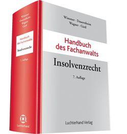 Handbuch des Fachanwalts Insolvenzrecht von Dauernheim,  Jörg, Gietl,  Josef, Wagner,  Martin, Wimmer,  Klaus