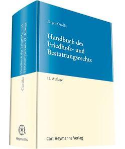 Handbuch des Friedhofs- und Bestattungsrecht von Barthel,  Torsten F, Gaedke,  Jürgen