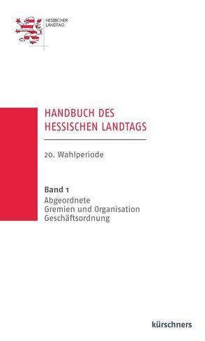 Handbuch des Hessischen Landtages