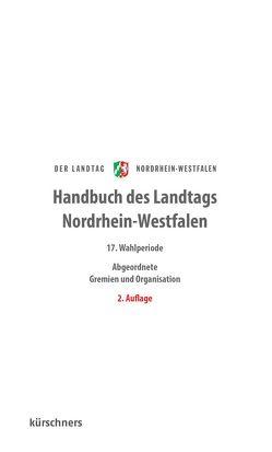 Handbuch des Landtags Nordrhein-Westfalen 17. Wahlperiode