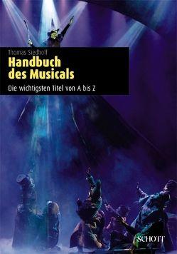 Handbuch des Musicals von Siedhoff,  Thomas