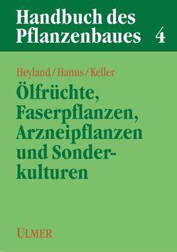Handbuch des Pflanzenbaus 4 von Heyland,  Hans-Hermann