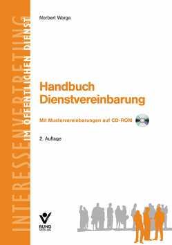 Handbuch Dienstvereinbarung von Warga,  Norbert
