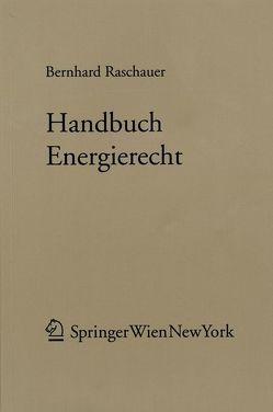 Handbuch Energierecht von Raschauer,  Bernhard