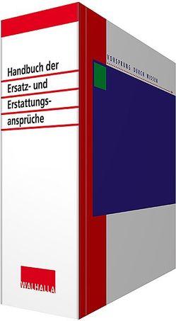 Handbuch Ersatz- und Erstattungsansprüche inkl. CD-ROM von Marburger,  Horst