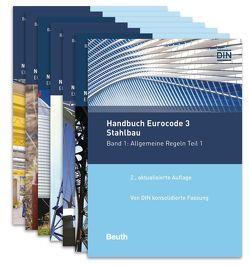 Handbuch Eurocode 3 – Stahlbau Band 1 bis Band 7