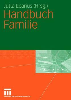 Handbuch Familie von Ecarius,  Jutta