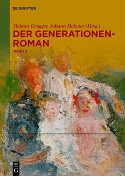 Handbuch Familienroman von Grugger,  Helmut, Holzner,  Johann