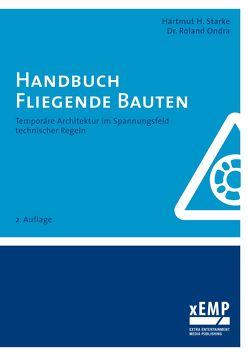 Handbuch Fliegende Bauten von Burkhardt,  Berthold, Ondra,  Roland, Starke,  Hartmut H.