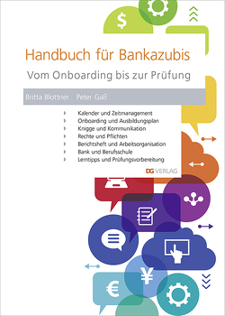 Handbuch für Bankazubis von Blottner,  Britta, Gaß,  Peter