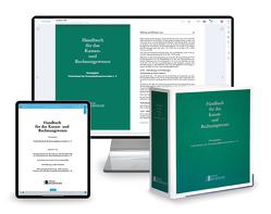 Handbuch für das Kassen- und Rechnungswesen – Print + Digital von Schuster,  Falko, Sturme,  Rolf