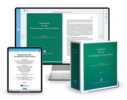 Handbuch für das Verwaltungszwangsverfahren – Print + Digital von Goldbach,  Rainer