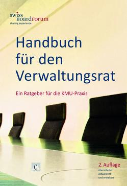 Handbuch für den Verwaltungsrat von SwissBoardForum