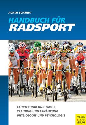 Handbuch für Radsport von Schmidt,  Achim