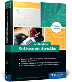 Handbuch für Softwareentwickler von Bochkor,  Elena, Krypczyk,  Veikko