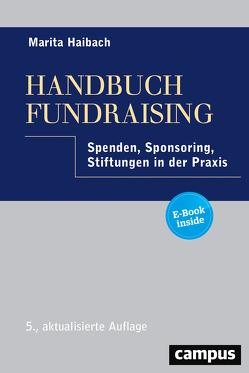 Handbuch Fundraising von Haibach,  Marita