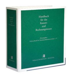 Handbuch für das Kassen- und Rechnungswesen von Schuster,  Falko, Sturme,  Rolf