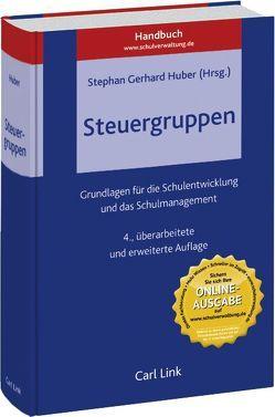 Handbuch für Steuergruppen von Huber,  Stephan