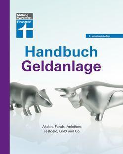 Handbuch Geldanlage von Kühn,  Markus, Kühn,  Stefanie