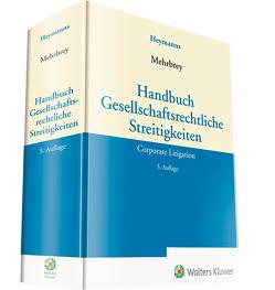 Handbuch Gesellschaftliche Streitigkeiten von Mehrbrey,  Kim Lars