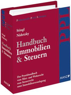 Handbuch Immobilien & Steuern inkl. 28. AL von Nidetzky,  Gerhard, Stingl,  Walter