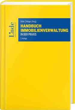 Handbuch Immobilienverwaltung in der Praxis von Hofer,  Veronika, Klinger,  Michael