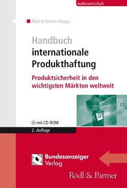 Handbuch internationale Produkthaftung (E-Book)