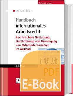 Handbuch internationales Arbeitsrecht (E-Book) von Roß-Kirsch,  Nadja