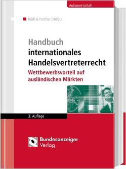 Handbuch internationales Handelsvertreterrecht