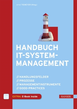 Handbuch IT-Systemmanagement von Tiemeyer,  Ernst