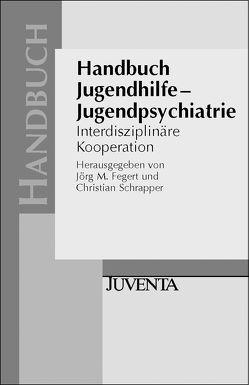 Handbuch Jugendhilfe – Jugendpsychiatrie von Fegert,  Jörg M, Schrapper,  Christian