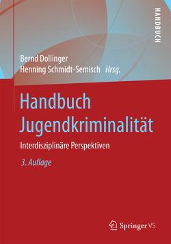 Handbuch Jugendkriminalität von Dollinger,  Bernd, Schmidt-Semisch,  Henning