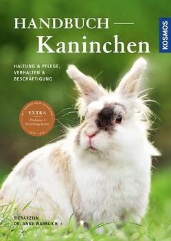 Handbuch Kaninchen von Warrlich,  Anne