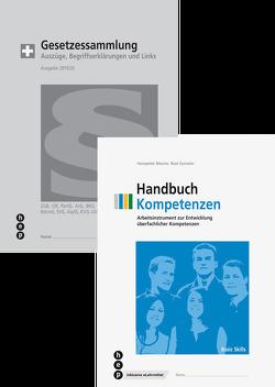 Handbuch Kompetenzen und Gesetzessammlung 2021/2022 von Gurzeler,  Beat, Maurer,  Hanspeter