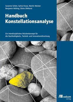 Handbuch Konstellationsanalyse von Kruse,  Sylvia, Meister,  Martin, Nölting,  Benjamin, Ohlhorst,  Dörte, Schoen,  Susanne