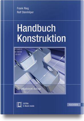 Handbuch Konstruktion von Rieg,  Frank, Steinhilper,  Rolf