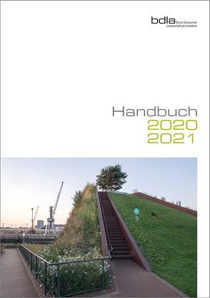 Handbuch Landschaftsarchitekten von Bund Deutscher Landschaftsarchitekten,  Berlin