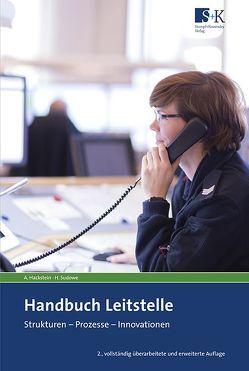 Handbuch Leitstelle von Hackstein,  Achim, Sudowe,  Hendrik