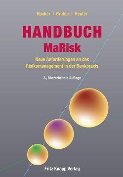 Handbuch MaRisk von Becker,  Axel, Gruber,  Walter, Heuter,  Henning