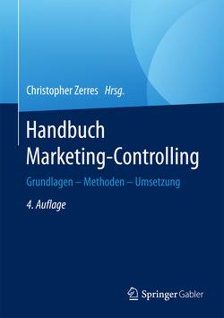 Handbuch Marketing-Controlling von Zerres,  Christopher