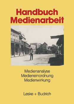 Handbuch Medienarbeit von Allwardt,  Ulrich
