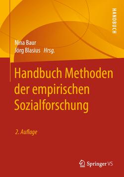 Handbuch Methoden der empirischen Sozialforschung von Baur,  Nina, Blasius,  Jörg
