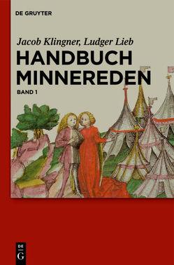 Handbuch Minnereden von Klingner,  Jacob, Lieb,  Ludger