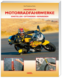 Handbuch Motorradfahrwerke von Parks,  Lee, Thede,  Paul