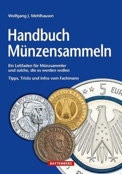 Handbuch Münzensammeln von Mehlhausen,  Wolfgang J