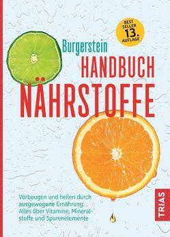 Handbuch Nährstoffe von Burgerstein,  Uli P., Schurgast,  Hugo, Zimmermann,  Michael B.
