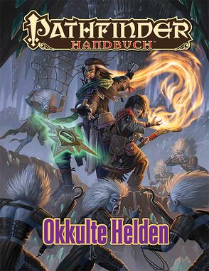 Handbuch Okkulte Helden von Brookes,  Robert, McFarland,  Ben, Nelson,  Jason, Seifter,  Mark