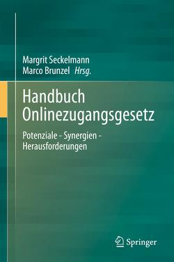 Handbuch Onlinezugangsgesetz von Brunzel,  Marco, Seckelmann,  Margrit